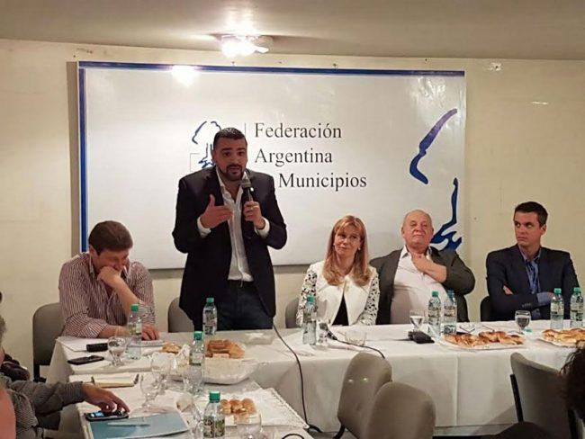 Autonomía municipal: La Federación Argentina de Municipios apoyó alos intendentesde Ushuaia y Río Grande