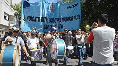 Fracasó la paritaria municipal de Mar del Plata y convocan a una asamblea de afiliados