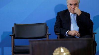 Temer gana tiempo en el juicio que puede anular su presidencia en Brasil