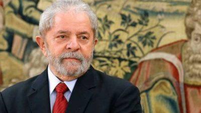 ¿Lula candidato para 2018?