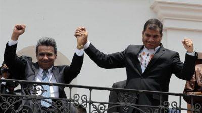 Balotaje en Ecuador: con el 94% de los votos escrutados, Lenin Moreno se proclamó ganador