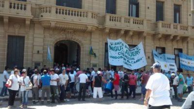 Suárez: los municipales cerraron el 20% para el semestre