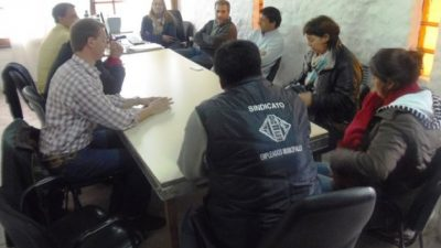 Esquel: Arranca la negociación salarial entre representantes del Ejecutivo Municipal y Soeme