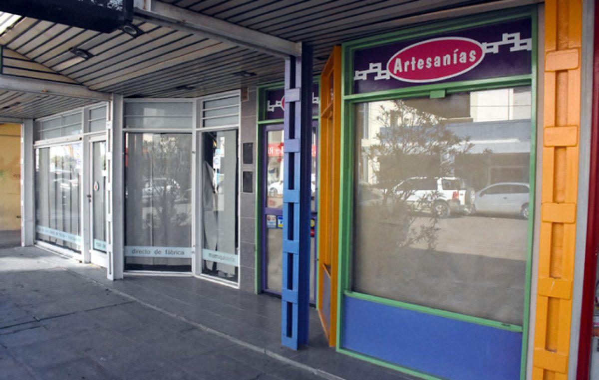 Crece el cierre de comercios en Puerto Madryn
