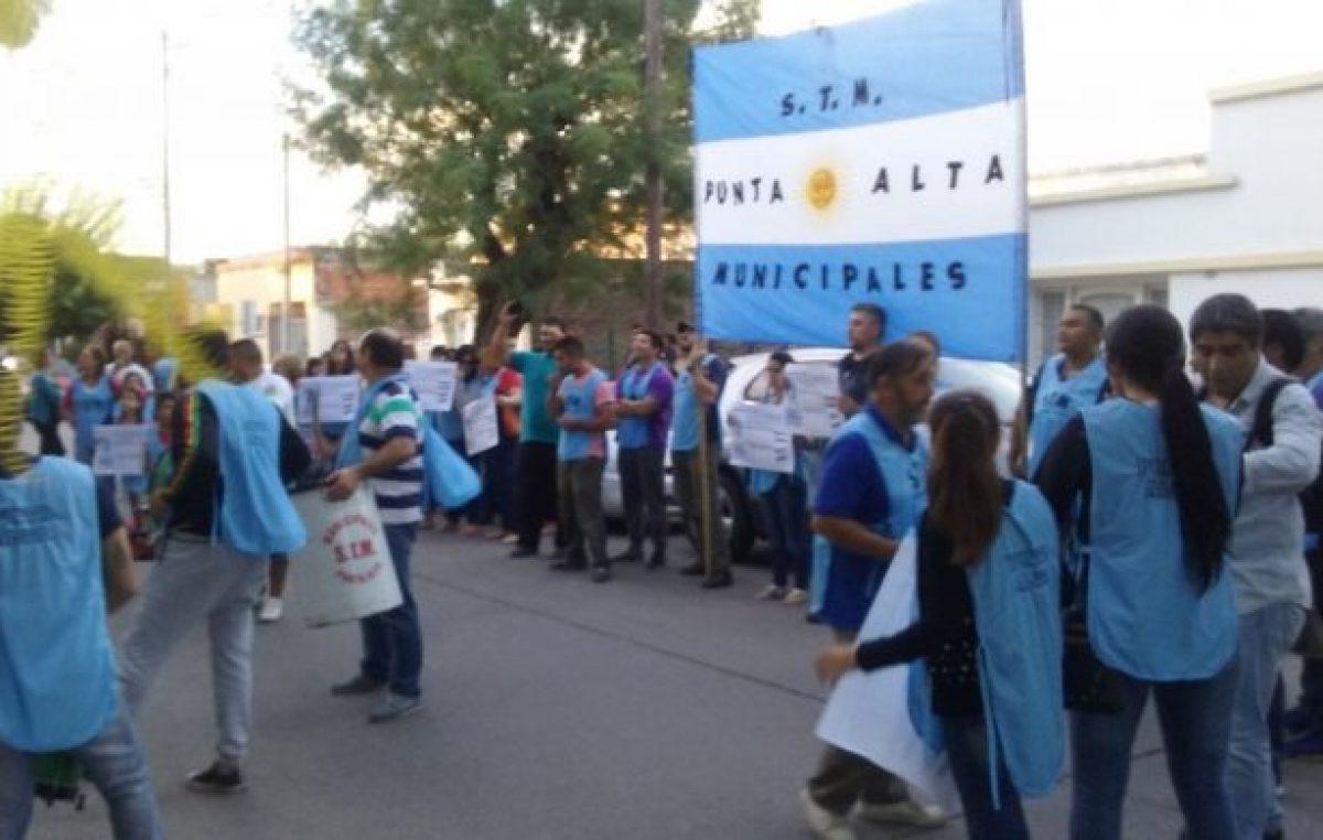 Punta Alta: Aplicaron la conciliación obligatoria para los municipales y se levantó el paro