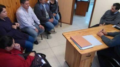 Avanza la paritaria. Buen diálogo entre el Municipio de Esquel y los gremios
