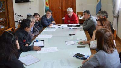 Patagones: el Municipio y los gremios firmaron el acuerdo salarial