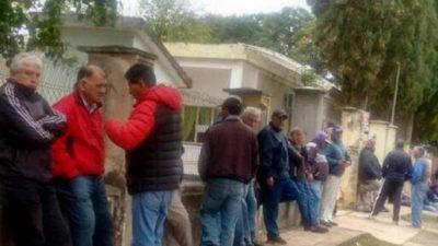 Municipales de Frías piden que les abonen los $2.500 anunciados