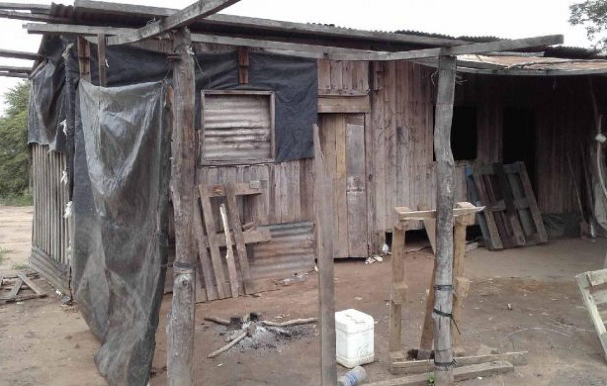 73% de precarización laboral en un aserradero y campos rurales de Salta