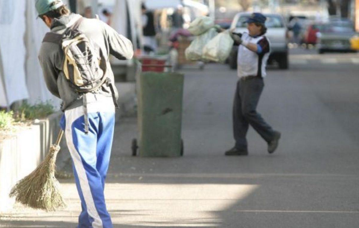 Frías: la CGT respaldó reclamo de empleados municipales