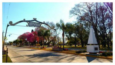 San Carlos Sud: primera localidad en contar con una red de instituciones