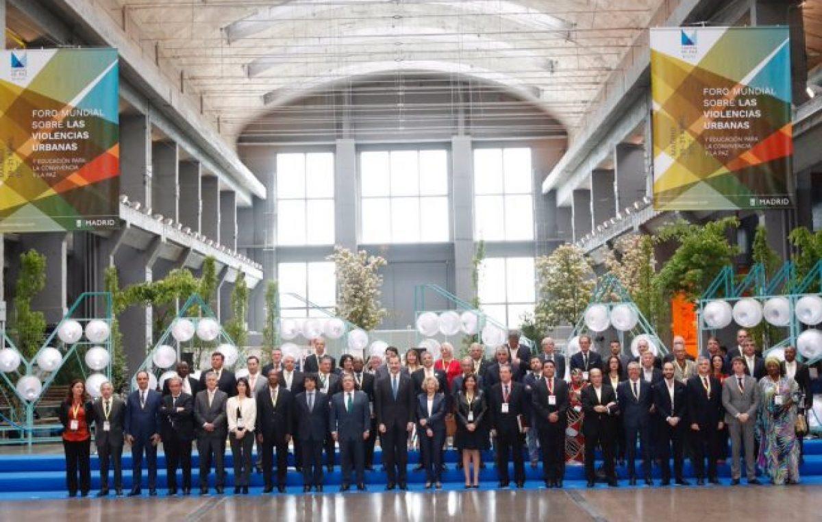 Jardines municipales y Escuelas de Trabajo santafesinas, entre iniciativas mundiales para la paz