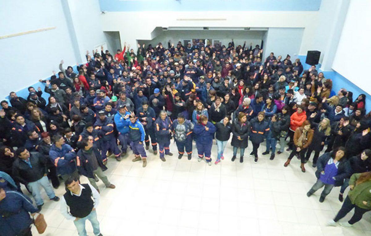 SOEM Río Gallegos: quite de colaboración hasta la próxima paritaria
