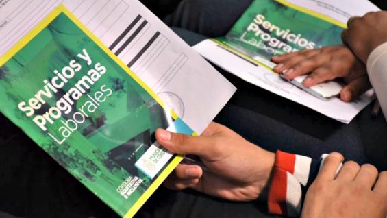 """""""Sí al Estudio, Sí al Trabajo"""" en la ciudad de Córdoba"""
