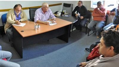 Los gremios analizan la propuesta de aumento del Municipio de Rawson