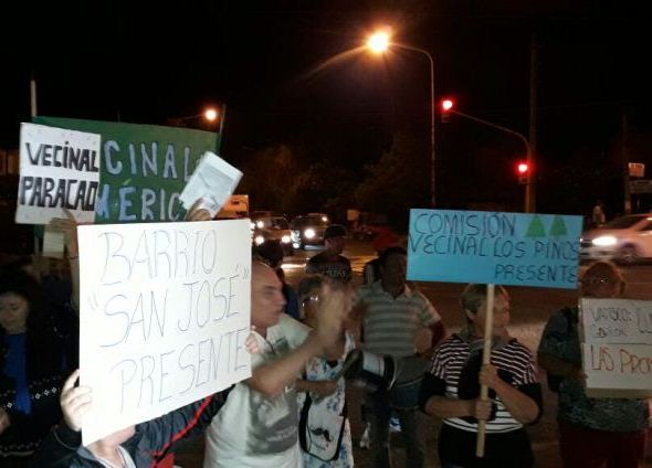 Rechazan el proyecto para agrupar a las vecinales de Paraná en regiones