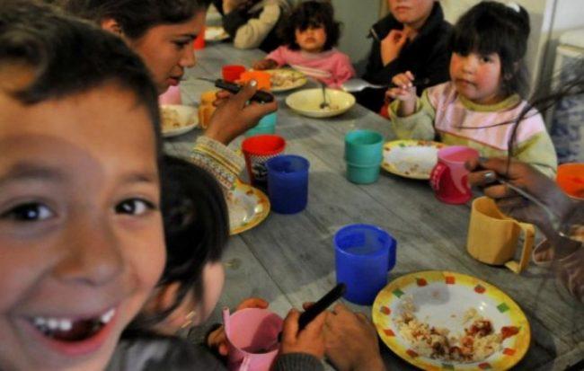 Aumenta la demanda de alimentos en los comedores comunitarios rosarinos