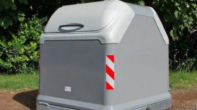 Ubicarán contenedores en los barrios de San Juan para recolectar la basura