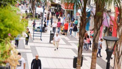 Remodelarán la Peatonal y las plazas Alvear y 1 de Mayo de Paraná