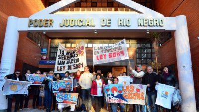 Vecinos piden al gobernador por la municipalización de Las Grutas