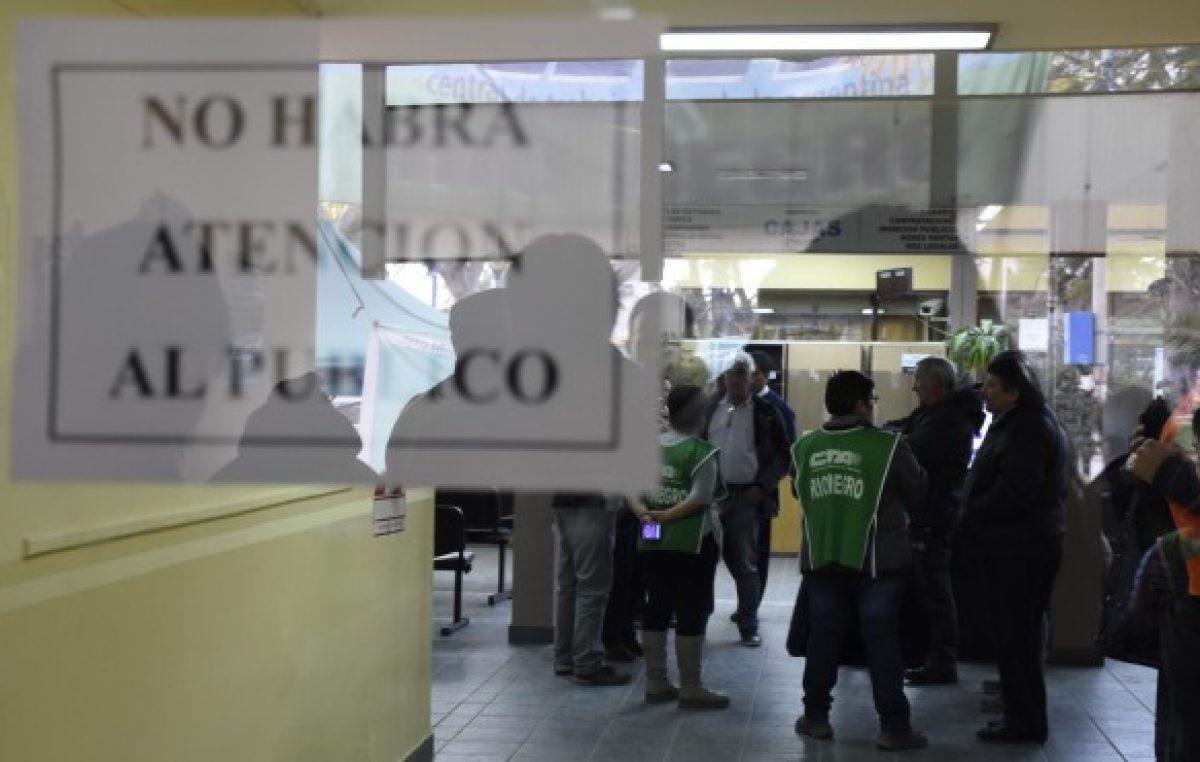 Los municipales de Roca rechazaron una suba del 18%