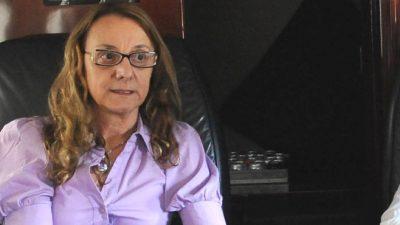 """Alicia Kirchner: """"¿El plan es echar gente? No lo voy a hacer"""""""