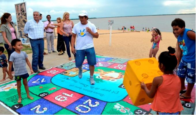 Corrientes ratificó a los Municipios Saludables