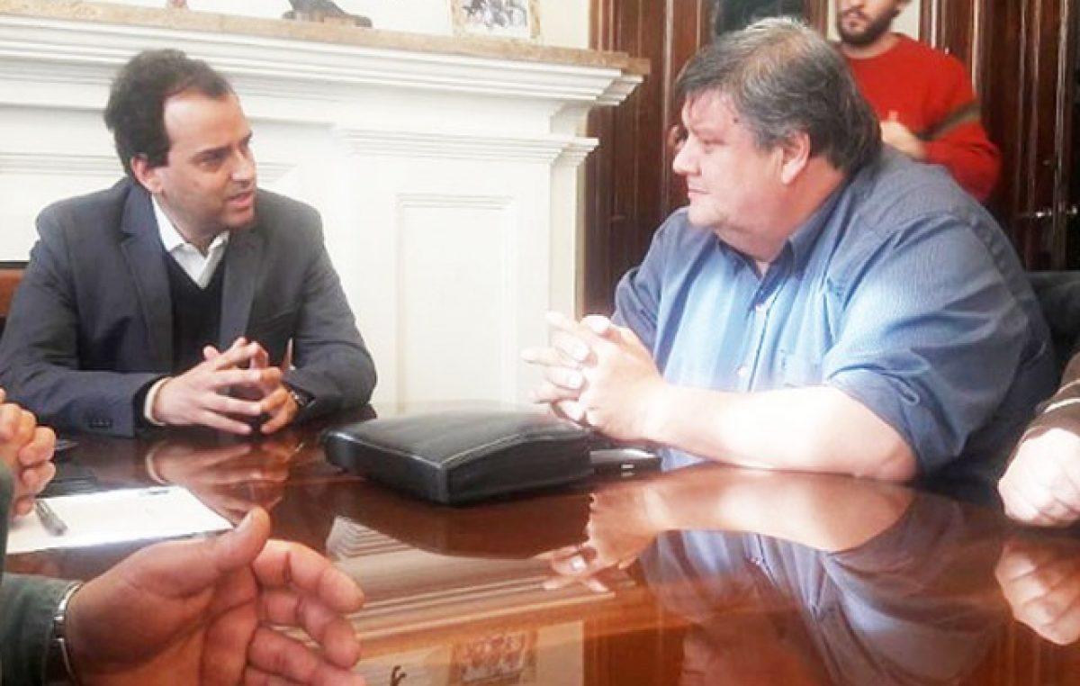 Hubo acuerdo salarial en el Municipio de Río Cuarto:12% hasta julio