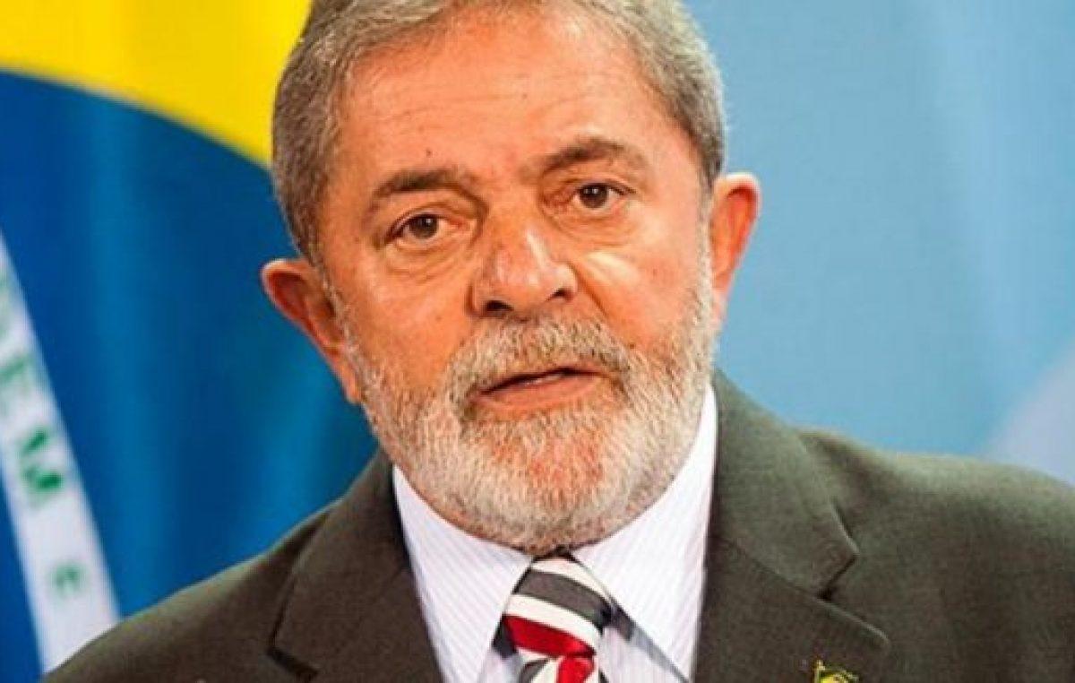 Lula les gana a todos en Brasil