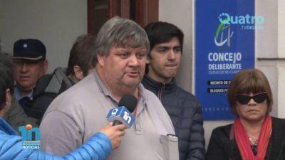 Paritarias: el Municipio de Río Cuarto dice que el 15% es demasiado alto