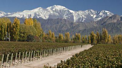 Mendoza es la primera provincia en tener un Plan de Ordenamiento Territorial