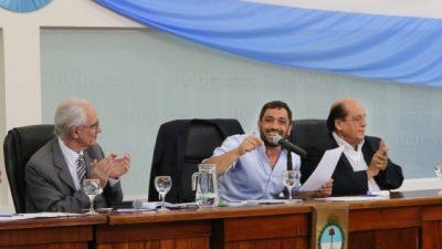 Mussi anunció un aumento del 30% para los municipales de Berazategui