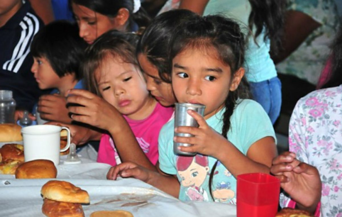Río Cuarto: Se duplicó la demanda en las copas de leche y el aporte estatal es el mismo