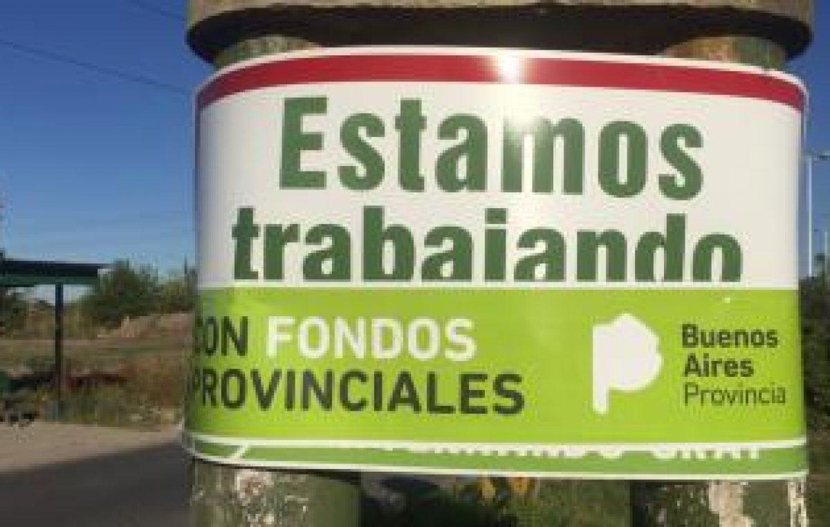 Para recibir el dinero de Provincia, los municipiosbonaerenses deberán informar el avance de las obras