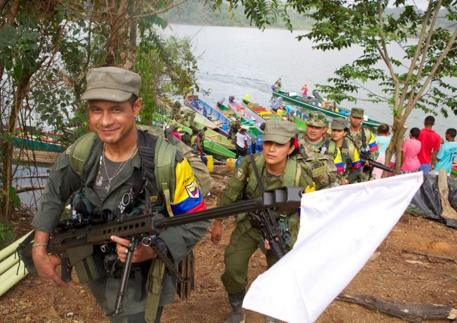 Las FARC organizan su partido político