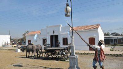 Senillosa apuesta al turismo con una Casita de Tucumán