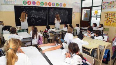 Provincia decretó que haya clases durante feriados locales en todos los Municipios bonaerenses
