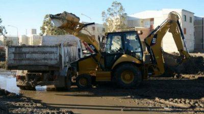 El presupuesto provincial será modificado para destinar $120 millones en obras para Comodoro