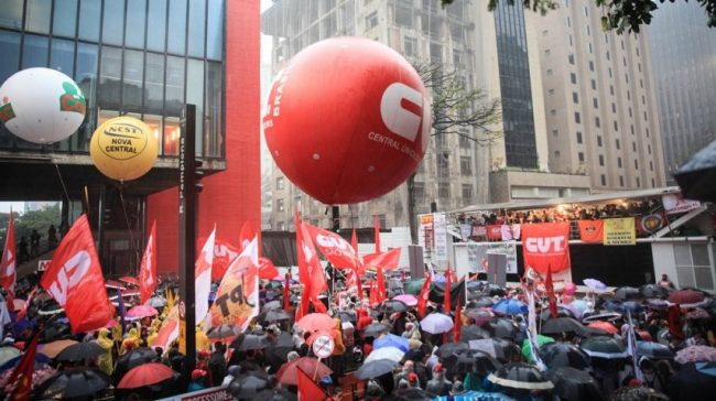 Temer en caída: marchas, faltazos e impeachment