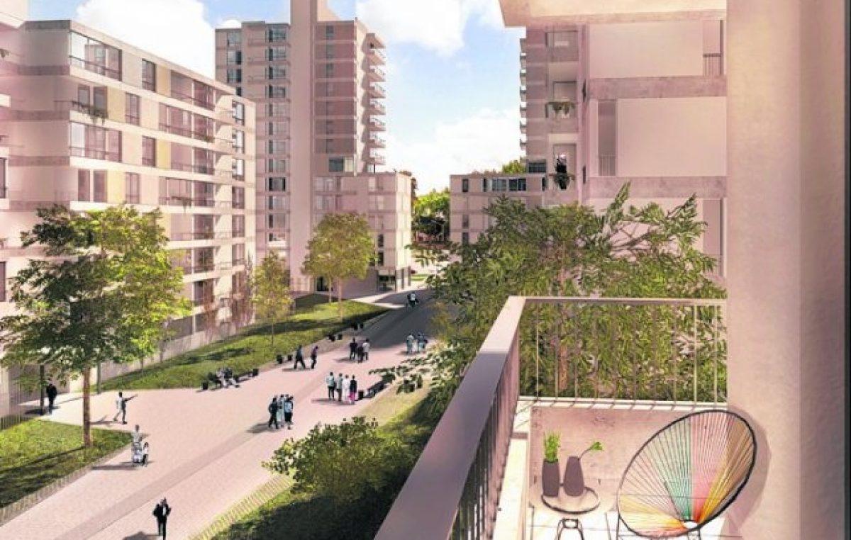 Rosario: Polémica por el destino al Procrear de sólo 42 viviendas de un total de 352 en zona norte
