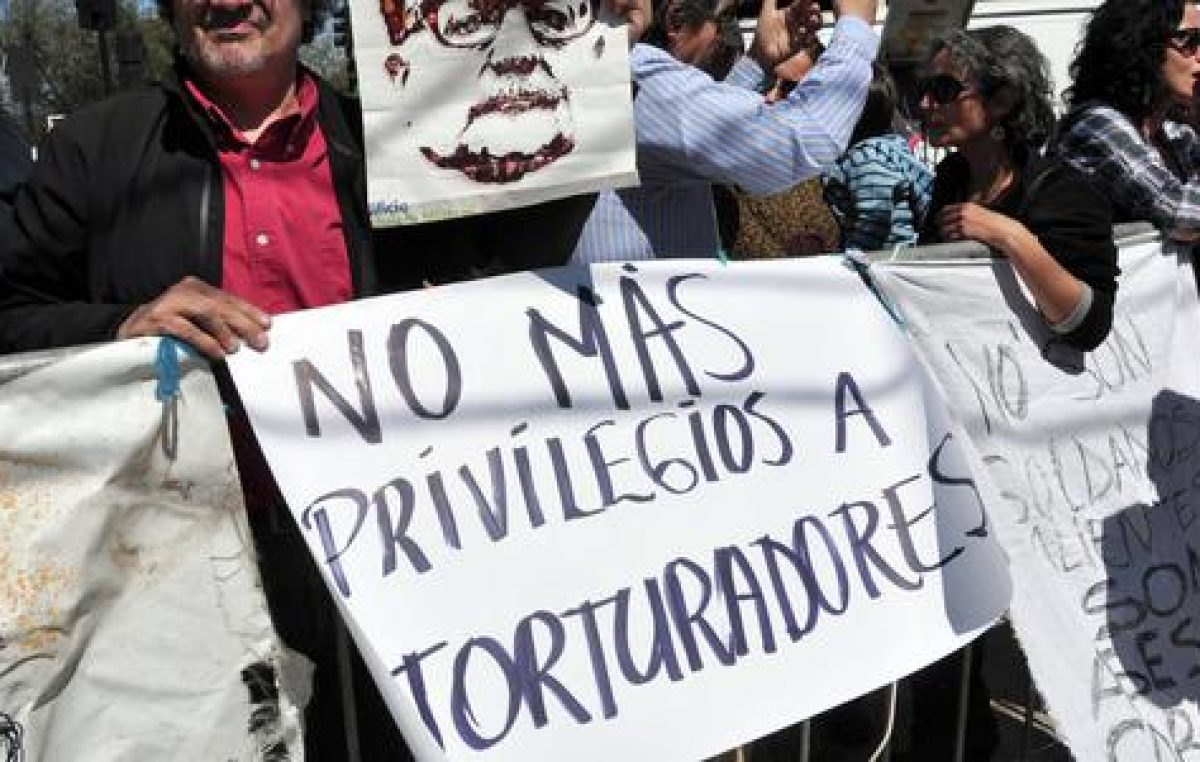 Millonarias pensiones para militares chilenos condenados por delitos de lesa humanidad