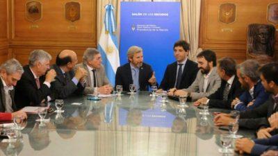 Municipios: Córdoba y Nación revisarán el reparto de fondos
