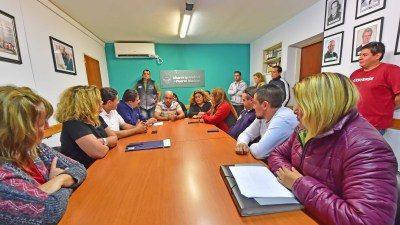 Acordaron aumento del 17 por ciento para municipales de Madryn