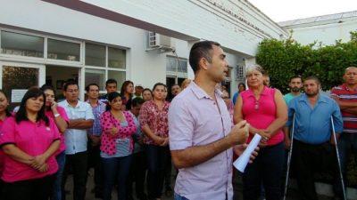20 % de incremento salarial para empleados de la Municipalidad de Pirané