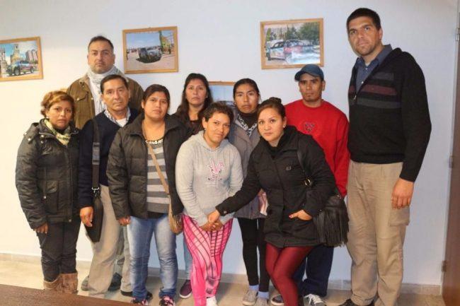 Jujuy: Grupo de empleados municipales de Aguas Calientesdenuncian discriminación laboral