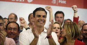 Sánchez vuelve a liderar el PSOE