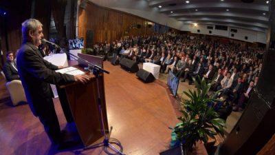Chubut: La Cumbre Ambiental rechazó la central nuclear y la megaminería