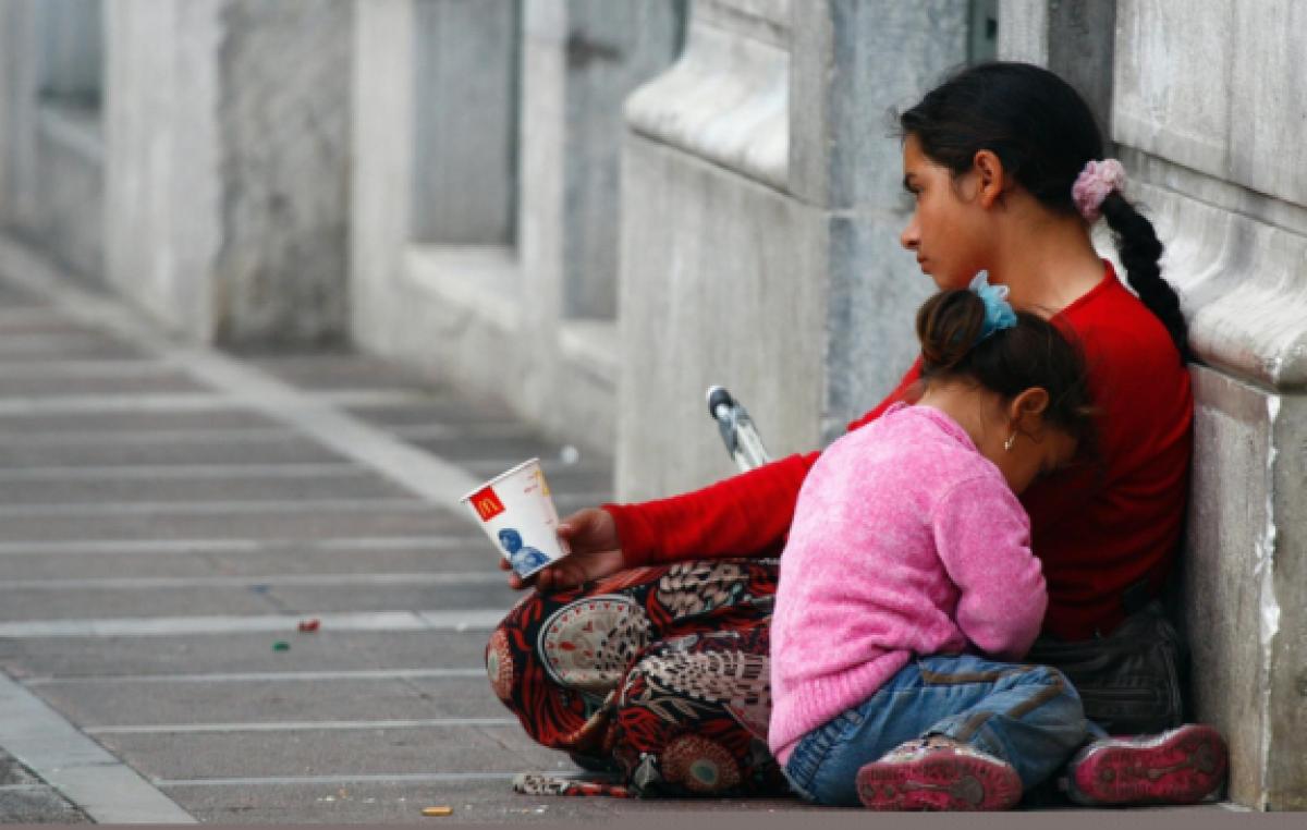 Infantilización de la pobreza