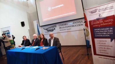 Se presentó en Rosario Nexo Empleo 2.0