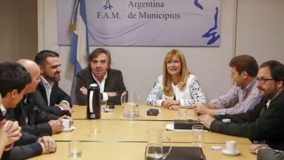 """Desde la Federación Argentina de Municipios denunciaron la """"preocupante y constante pérdida de puestos laborales"""